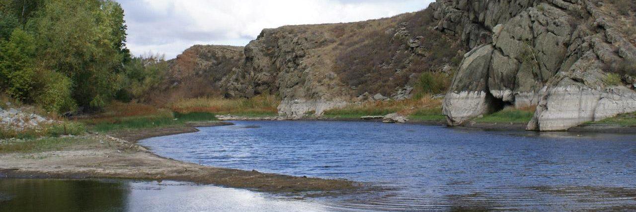 Управление эксплуатации Ириклинского водохранилища